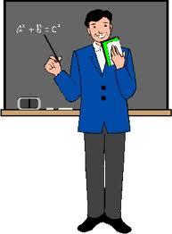 Glad lärare