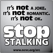Stalking nej