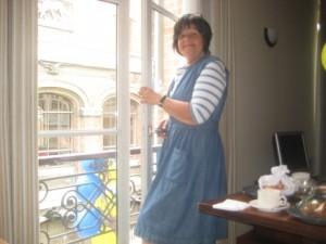Susanne i Paris
