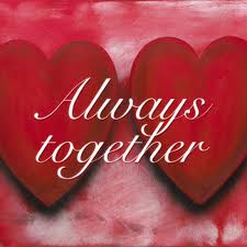Always together not