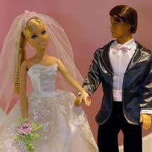 Barbie och Ken