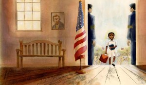 Ruby_Bridges_illustrated_by_Shadra_Stricklanda