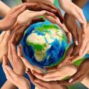 Välgörenhet worldwide