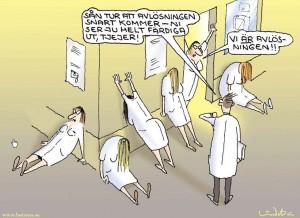 Dålig sjukvård större bild