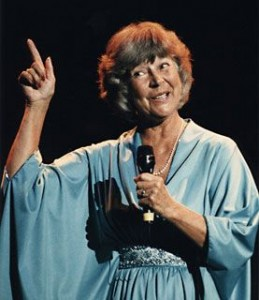 Alice Babs 1991