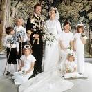 Drottning Silvias bröllop