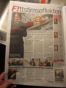 Aftonbladet 7 febr 2014 om Fi