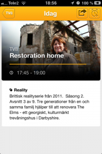 Husprogram på TV8