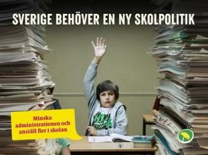 MPs skolpolitik