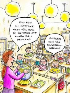 Robert Nyberg om skolan i Aftonbladet