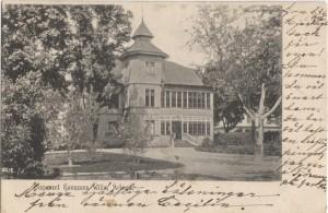 Trädgården 1906