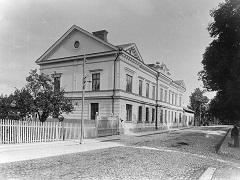 Glasblåsargården från omkring 1900 fått av Conny Hjalmarsson