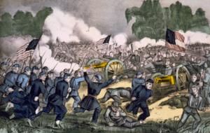 Amerikanska inbördeskriget 1865