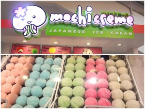 Mochu icecream Japan