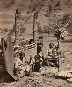 Navajofamilya