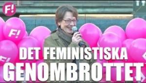 Gudrun i Almedalen 2014