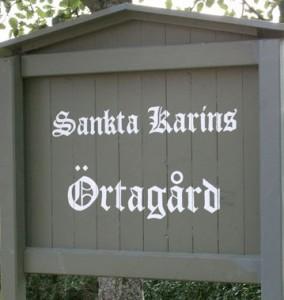 Sankta Karins Örtagård Arboga