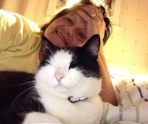 Felix och jag 13 aug 2014