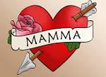 Mamma i hjärta