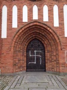 Domkyrkans dörr