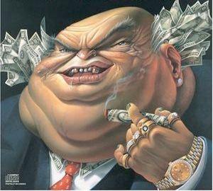 Fet och rik