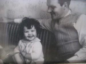 Susanne och Pappa