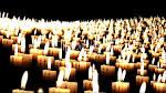 Många ljus