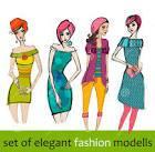Modeller utan namn tecknade