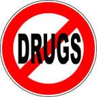 Stopp för droger