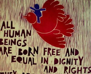 Mänskliga rättigheter Riksdagen