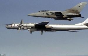 Ryska bombplan