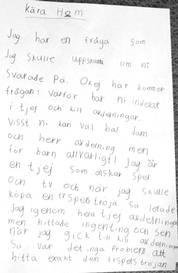 Umas brev