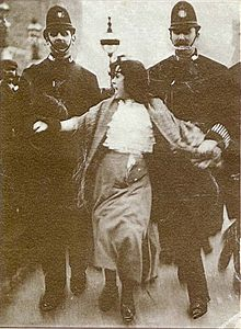 220px-1907_arrest_of_Dora_Thewlis