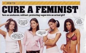 Bota en feminist
