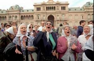 De galna mödrarna i Argentina