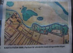 Engelska parken Arboga