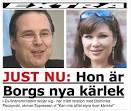 Anders Borg och Dominika
