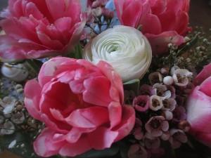Jakobs blommor beskurna