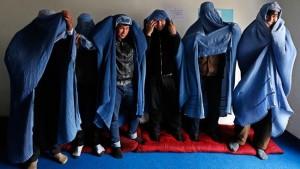 Afhanska män bild SVT