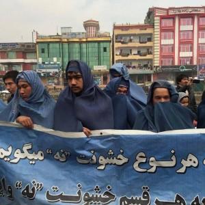Afhganska män 3