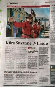 Kära Susanne W Linde