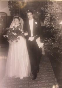 Mamma och pappa 23 maj 1953