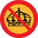 Nej till monarki