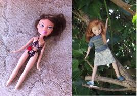 Sonia Singhs docka i trädet