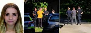 Två anhölls i natt misstänkta för mord