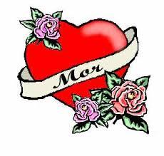 Mor hjärta