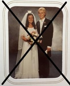 Brudkort