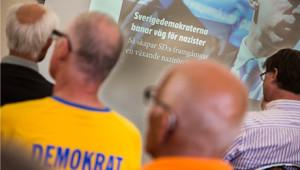 Sverigedemokraterna banar väg för nazismen