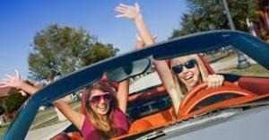 Vrålsjunga i bil