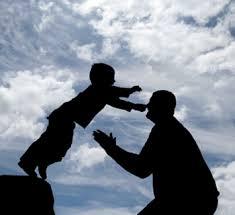 Försvinnande fäder